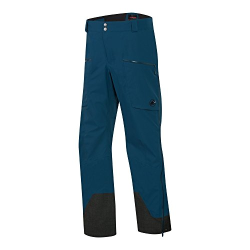 Mammut Alvier Tour HS Pants Men (Hardshell Pants), Farbe:sprout;Größe:46 long (De Pants Tour)