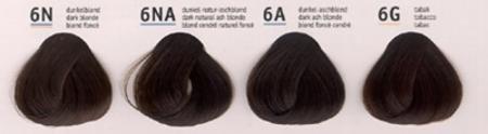 Goldwell Topchic Professionell Hair Colour Depot, 6NN Dunkelblond Extra, 250 ml (Goldwell 6nn Topchic)