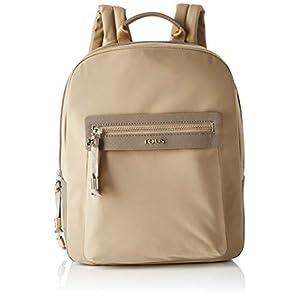 TOUS Brunock Chain, Bolso mochila para Mujer, 26x33x9.5 cm (W x H x L)