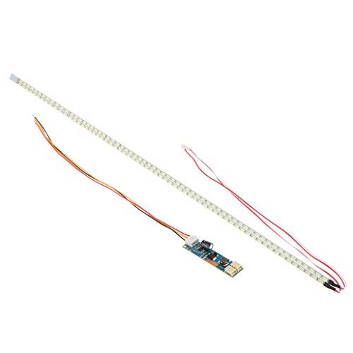 Homyl 15-24 Pouces LED Lampe Voiture Camion Feux Freinage arrière lumière Clignotant Bande De led