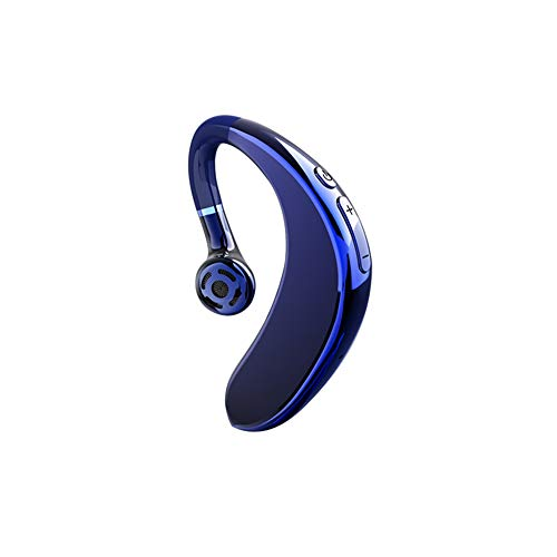 RONGYE Wireless Bluetooth Business Earphone Unilateral Headset mit Microphone Music Headset 30 Stunden Talk Time Hands -Free for Office/Driving People -