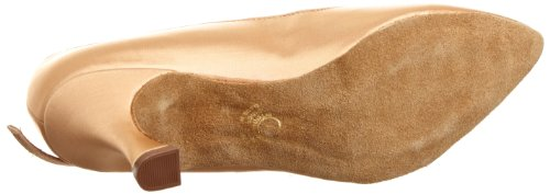 International Dance Shoes ICS Super Star INUFT0325, Damen Sportschuhe - Tanz Braun (Flesh Satin)