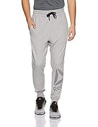Reebok Men's Cotton Track Pants