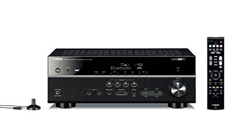 Yamaha RX-V481 DAB MusicCast AV-Receiver black