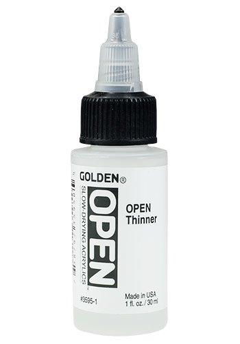Golden OPEN Mediums - Thinner - 1 oz Bottle