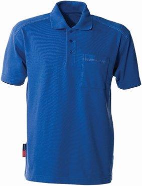 FRISTADS KANSAS Match Poloshirt S, königsblau