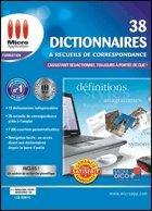 38 Dictionnaires et Recueils de Correspondance-(PC en Téléchargement)