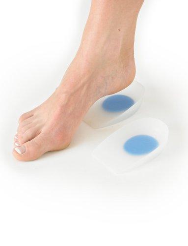 Joint Komfort Und Gesundheit (Neo G MEDIZINISCHES Silikon Fersensporn-Groß)