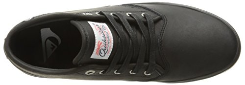 Quiksilver Shore Pause Mid Top Chaussures Hommes Solid Black