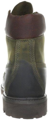 Timberland 6 Inch Premium FTB_6063R Herren Stiefel Braun (Dark Olive)