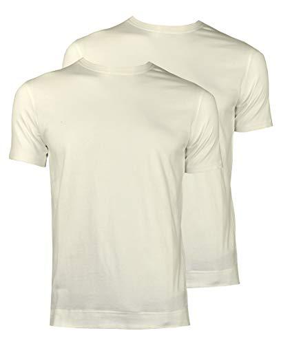 Abanderado Abanderado Pack x2 Camisetas Manga Corta Hombre CL/ÁSICA 100/% Algod/ón