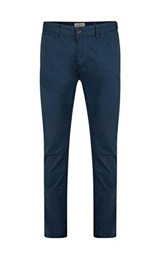 Lee Cooper -  Pantaloni  - Straight  - Uomo Navy W32 / L32
