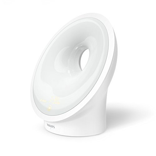 Philips hf3651/01, Wake Up Light, plástico, blanco, 12x 19x 19cm