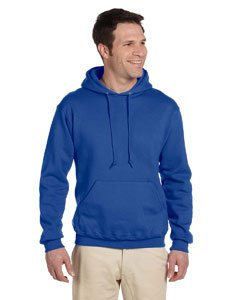 Jerzees SUPER SWEATS - Pullover Hooded Sweatshirt. 4997M - Royal_3XL Jerzees 4997 Hoodie Sweatshirt