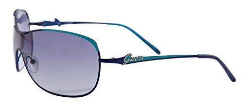 Sonnenbrillen ZuverläSsig Guess By Marciano Sonnenbrille Damen Blau GüNstigster Preis Von Unserer Website