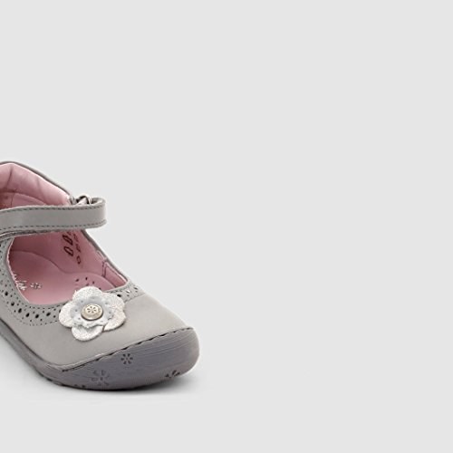 Aster , Ballerines pour fille Gris