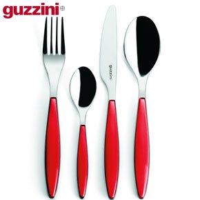 Guzzini-Ménagère de 24 pièces de (24 pièces)