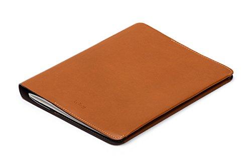 Cartera de Piel Bellroy para Hombre Notebook Cover A5, Caramel