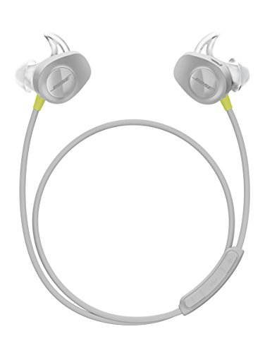Bose SoundSport Bluetooth Wireless In-Ear Headphones - Citron Yellow Best Price and Cheapest