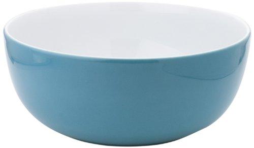 Kahla - Porcelaine pour les Sens 372903A72216A Pronto Colore Plat de Service Pétrole 21 cm
