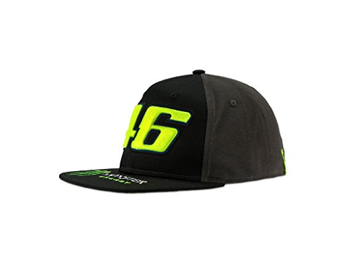 VR46 Cap Monster VR|46 Valentino Rossi Official Racing Apparel Zweifarbig