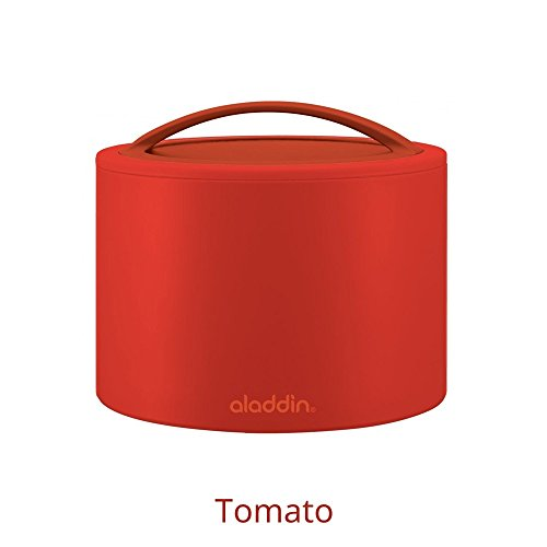 Aladin 134036 BENTO Lunch Box 0,6L Rouge Plastique, Tomato
