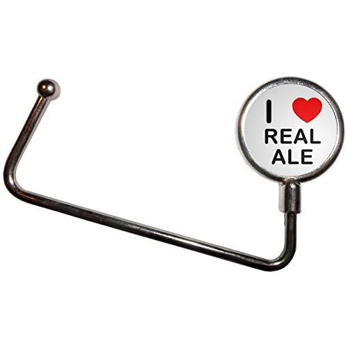I Love Real Ale - Sac à Main Table de Crochets de Suspension