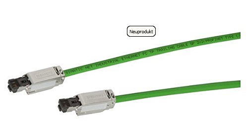 SIEMENS SIMATIC NET - CABLE CONEXION 180/IE FC RJ45 5M