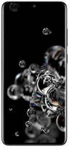 Samsung Galaxy S20 Ultra Dual SIM 128GB 12GB RAM 5G (UAE Version) - Cosmic Black