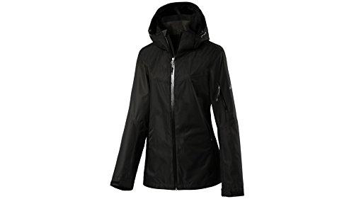 43116ea25bab12 MC KINLEY Mckinley 270371050048 Veste Femme, Noir, FR : XL (Taille  Fabricant :