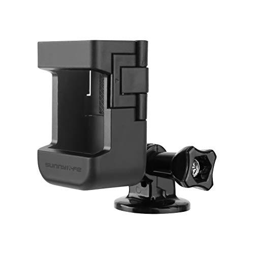 jfhrfged Sunnylife Aktualisiert Adapter Mount Selfie Stick Stativ Anschlusszubehör für DJI OSMO Tasche Gimbal Kamera