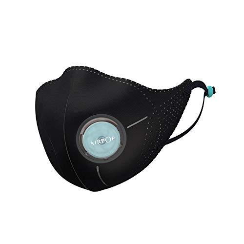 GILH Xiaomi Mijia AirPOP Light 360 ° PM2.5 Máscara facial antineblina material antibacteriano