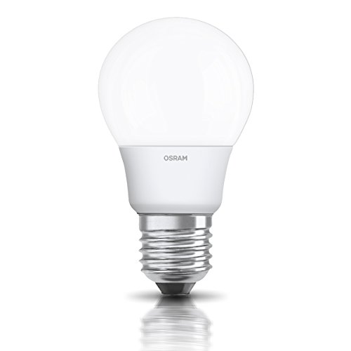 OSRAM ampoule LED dimmable E27 Superstar Classic A / 6 W - Equivalence incandescence 40 W, ampoule LED forme classique / mat, blanc chaud - 2700K