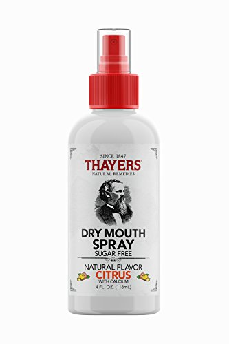 Thayers - Dry Mouth Spray Citrus 118 ml