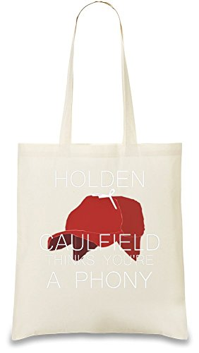 holden-caulfield-thinks-youre-a-phony-bolso-de-mano