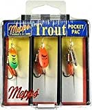 Mepps Aglia Plain Trout Angelköder Pocket Pack