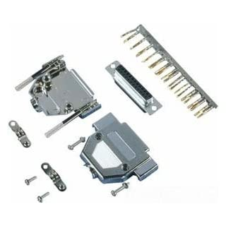 Allen Tel Products ATD9MCKS 9-Pin, Male Shielded Connector Kit by Allen Tel Products