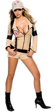 Generique - Ghostbuster-Kostüm für Damen