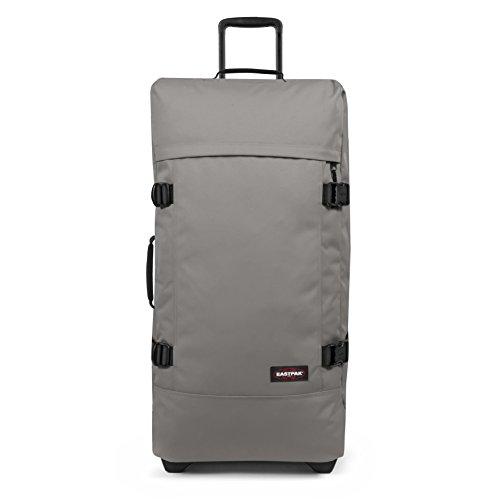 Eastpak Tranverz L Equipaje de Mano, 79 cm, 121 Liters, Gris (Silky Grey)