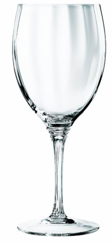 Cristal D'Arques 9295141 Cabourg Coffret De 6 Verres À Pied 26 Cl