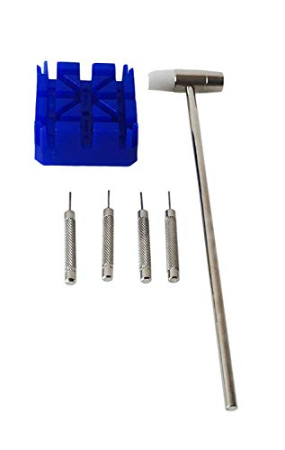 LLF - Juego 6 herramientas reparación relojero