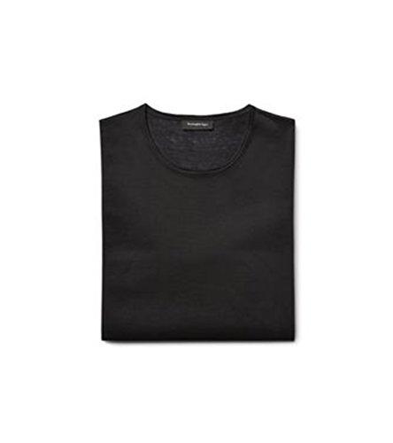 zegna-ermenegildo-camiseta-de-manga-larga-y-cuello-redondo-liso-negro-x-large