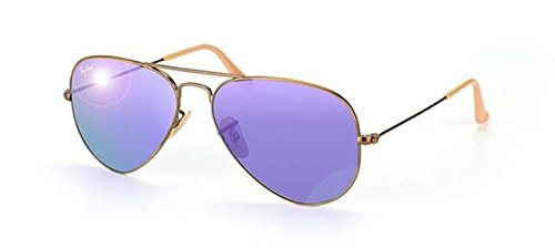 Ray-Ban AVIATOR LARGE METAL (RB 3025 167/1M 55)