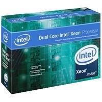 Intel Xeon 5140 Dual-Core Box CPU Xeon 2330 MHz Socket 771 LGA 1333FSB 2 x 2048 KB ATX aktiv - 1333 Mhz Box