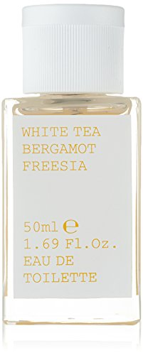 Korres White tea bergamot freesia