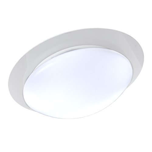 Lámpara de techo LED, regulable, 16 tonos seleccionable mediante mando de distancia, redondo /blanco