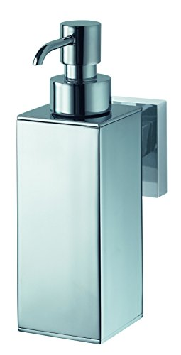 Preisvergleich Produktbild Haceka Seifenspender metall Mezzo Chrom
