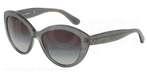 Dolce & Gabbana Damen Sonnebrille 29158G: Opal Grey