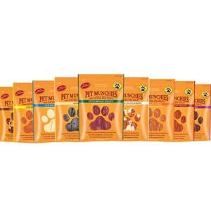 Pet Munchies - Friandises pour chien 100g - Aiguillettes de poulet