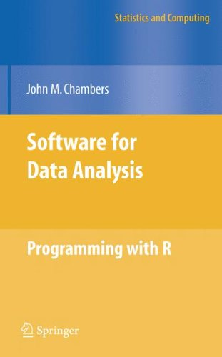 Software for Data Analysis : Programming with R par John Chambers